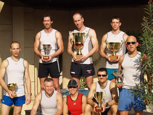 The overwhelming amount of victories by Team UK in Dubai this year proved that it is the UK that dominates this sport.